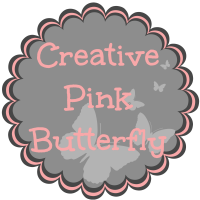 Creative Pink Butterfly