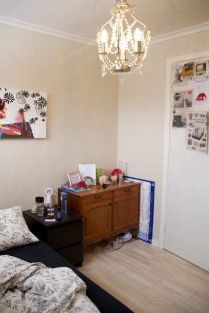 Bedroom Before - 2