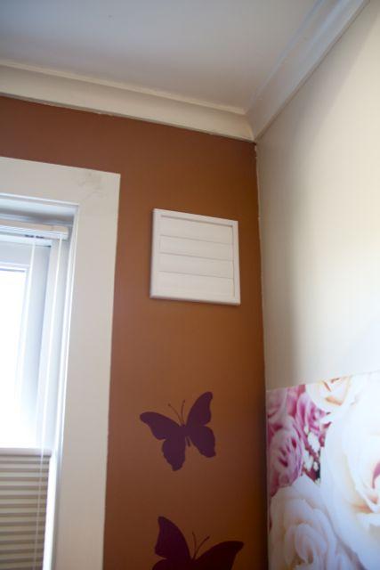 Bedroom Vent - 4