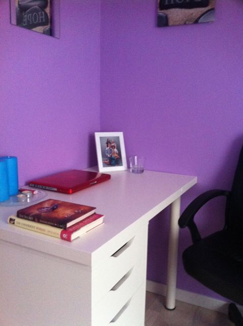 Purple Bedroom 2