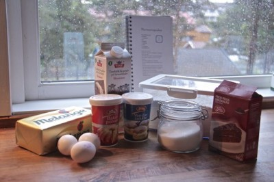 Marble Cupcake Recipe - 01