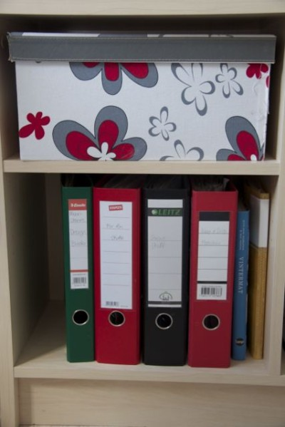 Paper Organizing - 2