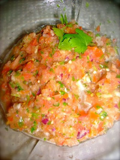 Homemade Salsa - 4