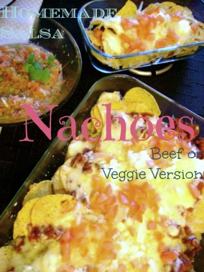 Simple Nachoes Recipe