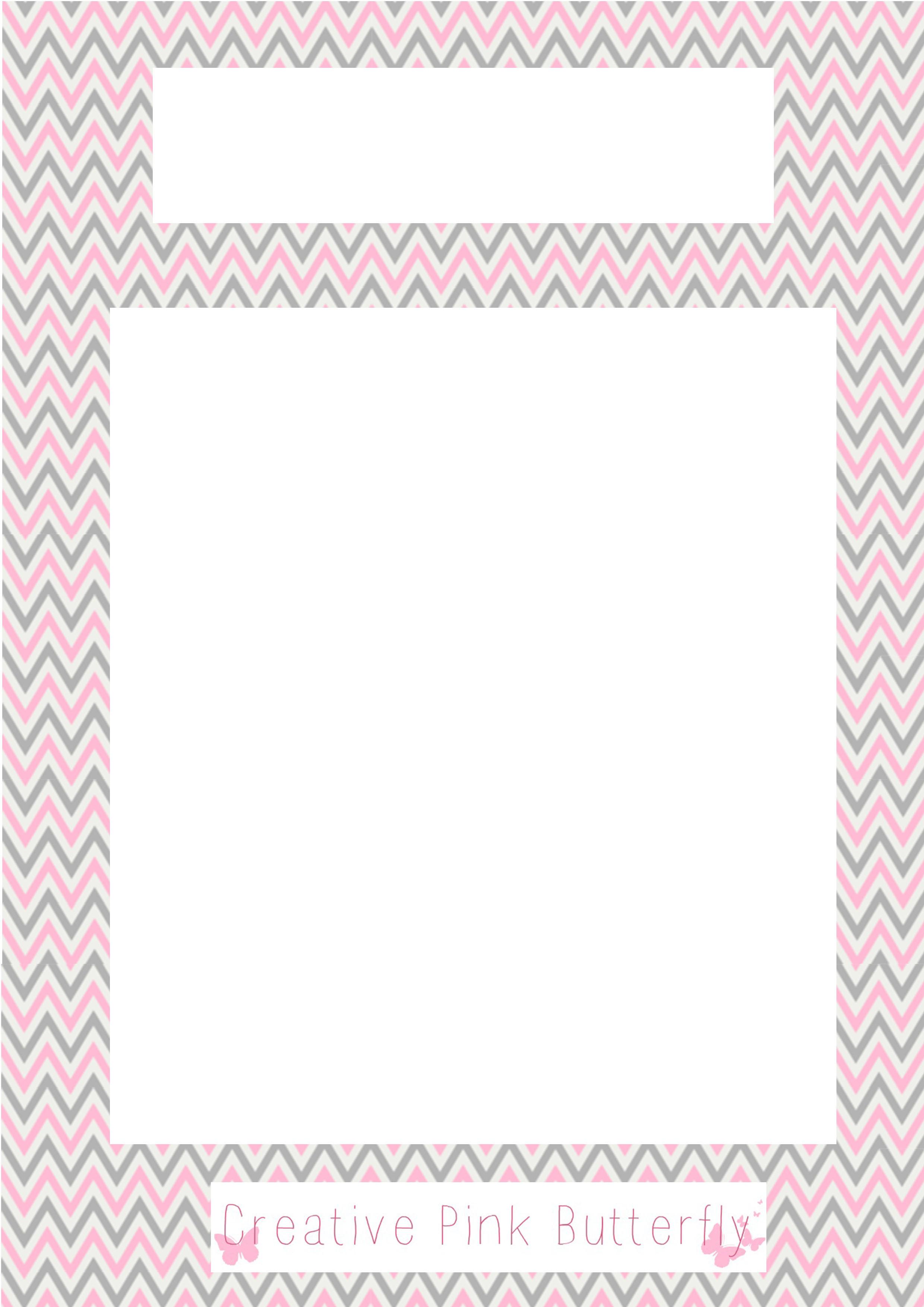 Blank Paper – Blank Line Paper