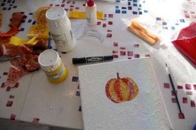 thankful canvas - 3