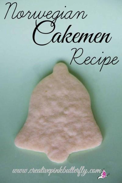 Cakemen Recipe