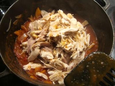 Baked Chicken Casserole - 04