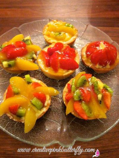 Easy Mini Tartlets Recipe