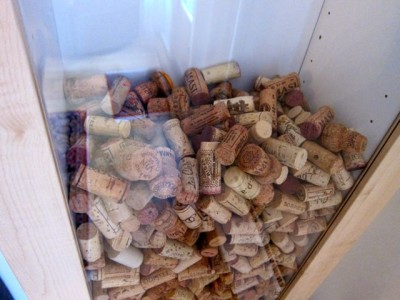 Wine Cork Display Case - 4