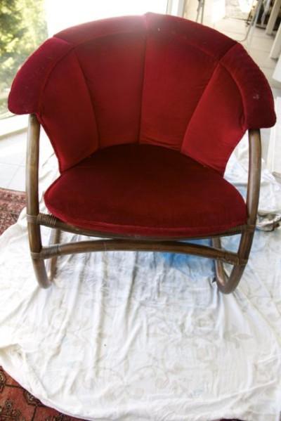 Big Chair Make-over - 01