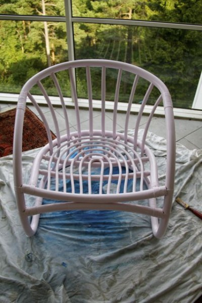 Big Chair Make-over - 06
