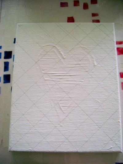 Chevron Canvas Art - 04