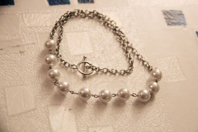 Silver & Pearls - 03