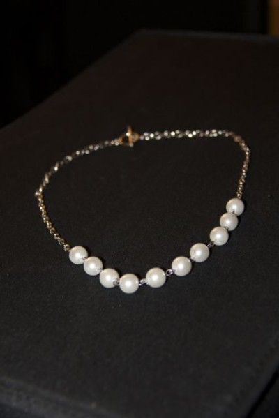 Silver & Pearls - 11