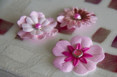 Flower Decoration for Frames