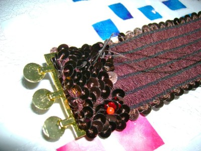 Glam Belt DIY - 3
