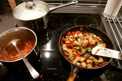 Stir Fry Chicken - 09