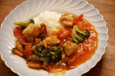 Stir Fry Chicken - 13