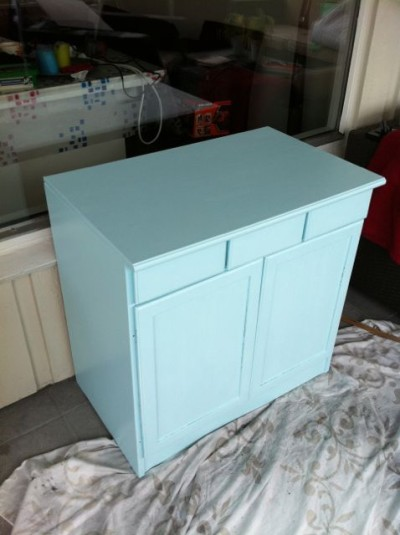Cupboard Makeover - 41