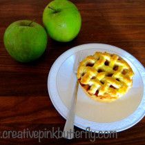 Delicious Mini Apple Pie Recipe