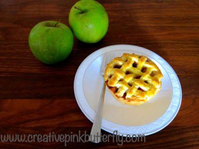 Delicious Mini Apple Pie Recipe