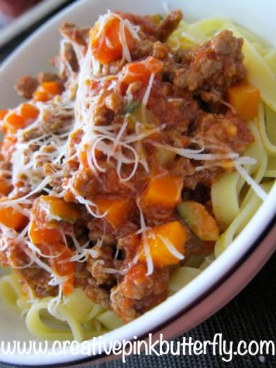 Delicious Spaghetti Bolognese Recipe