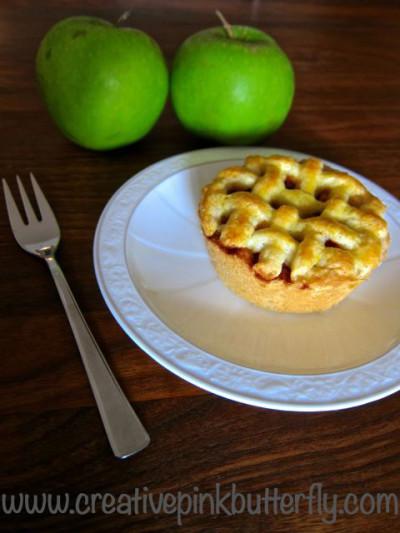 Mini Apple Cake Recipe