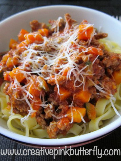 Simple and Quick Spaghetti Bolognese Recipe