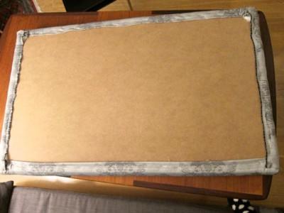 DIY Headboard - 10