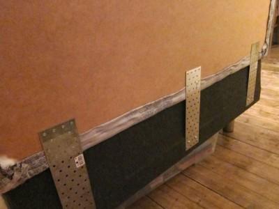 DIY Headboard - 14