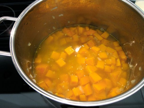 Pumpkin Soup - 18