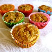 Banana & Blueberry Muffins Recipe