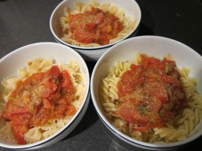 Pasta and Sauce Recipe - 12