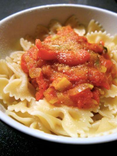 Pasta and Sauce Recipe