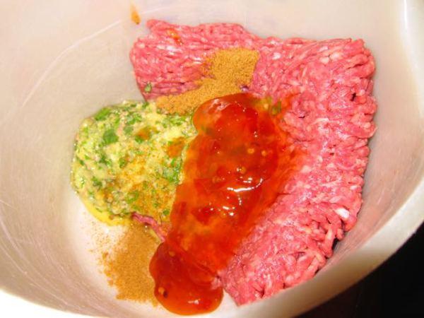 Mediterranean Burgers Recipe - 07