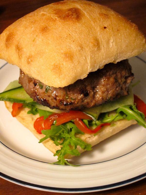 Mediterranean Burgers Recipe - 19