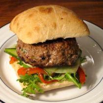 Mediterranean Burgers Recipe - 20