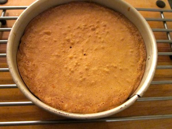 Sunshine Cake Recipe - 07