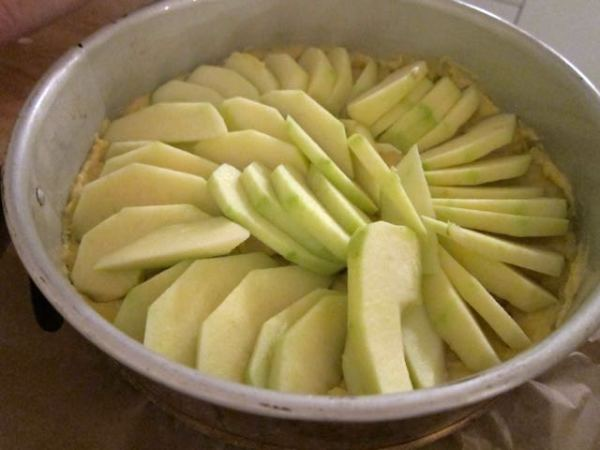 apple cake recipe - 13