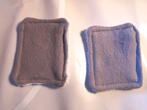 Reusable Makeup Remover Pads - 10
