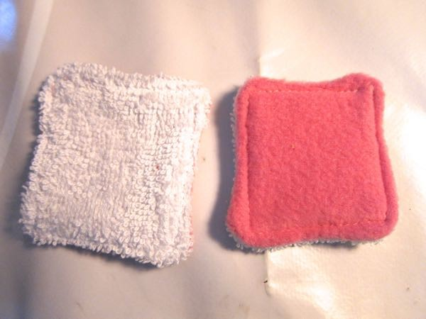 Reusable Makeup Remover Pads - 14