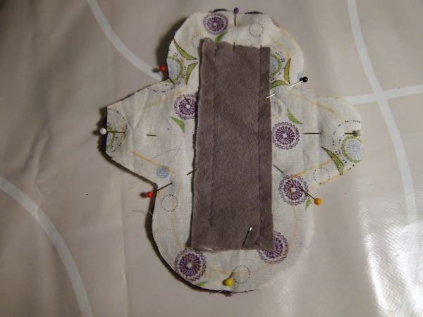 Reusable Pantyliners Tutorial - 20