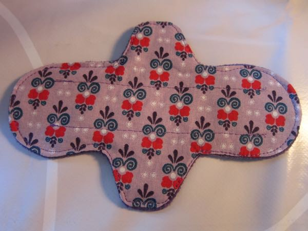 Reusable Pantyliners Tutorial - 34
