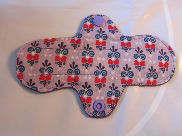 Reusable Pantyliners Tutorial - 36