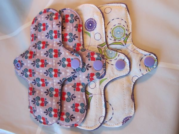 Reusable Pantyliners Tutorial - 41
