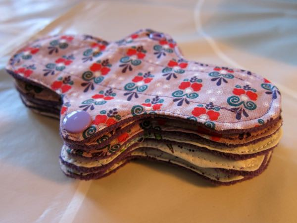 Reusable Pantyliners Tutorial - 43
