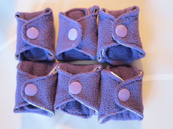Reusable Pantyliners Tutorial - 44