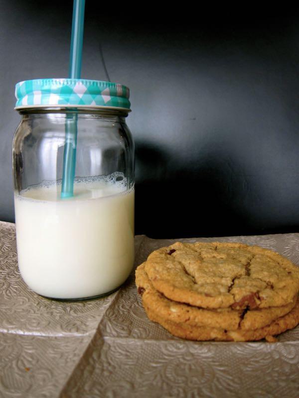Triple Chocolate Chip Cookies - 38