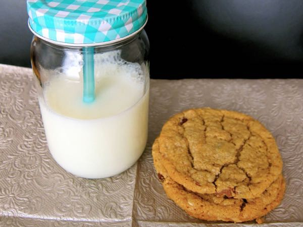Triple Chocolate Chip Cookies - 41